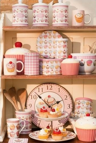 kitchen accessories cupcake design 17 best ideas about cupcake kitchen decor on 4958