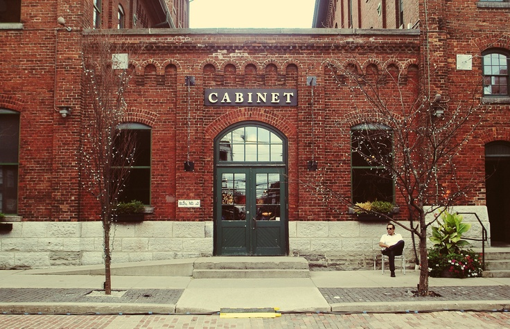 Cabinet : Toronto - Distillery District
