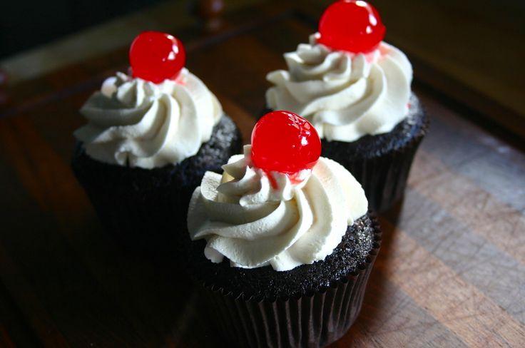 Cupcakes de Coca-Cola (o de chocolate súper jugosas)