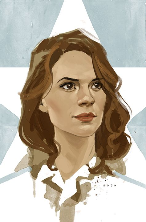 Agent Carter by Phil Noto