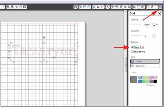 Silhouette Tutorial: Getting Fonts/Images the EXACT size you want
