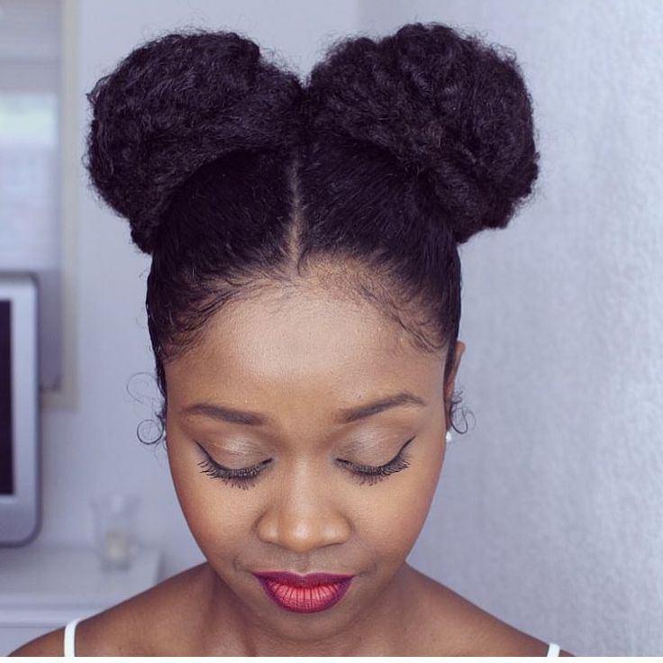 Easy Protective Hairstyles Natural Hair