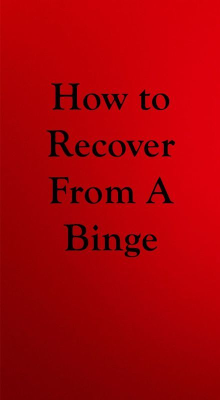 How to Recover from a Weekend Binge | eBay