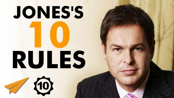 Peter Jones's Top 10 Rules For Success