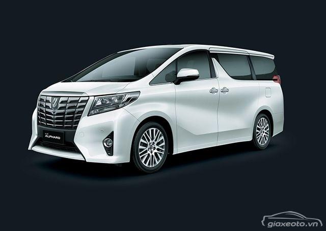 Hình ảnh chi tiết cùng đánh giá Toyota Alphard, mẫu xe MPV sang trọng của Toyota. Toyota Alphard giá bao nhiêu? Khi nào về Việt nam?