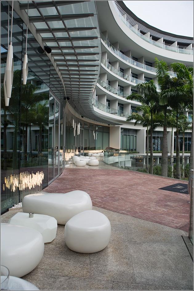 W Hotel Singapore - Sentosa Cove - Starwood SPG Hotel, Asia