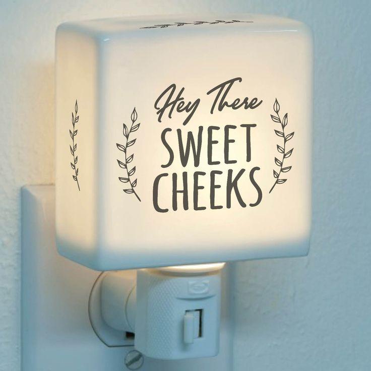 Hey Sweet Cheeks Art Print by Typologie Paper Co - Fy