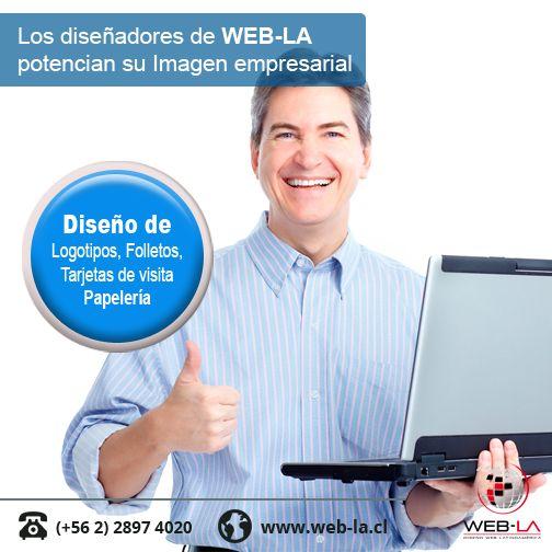 Diseño de Imagen Corporativa  WEB-LA le ofrece diseño de imagen corporativa y diseño de papelería para su empresa que permitan potenciar su marca, con el propósito de proyectar una imagen solida y profesional.   Servicios de Diseño de Imagen Corporativa
