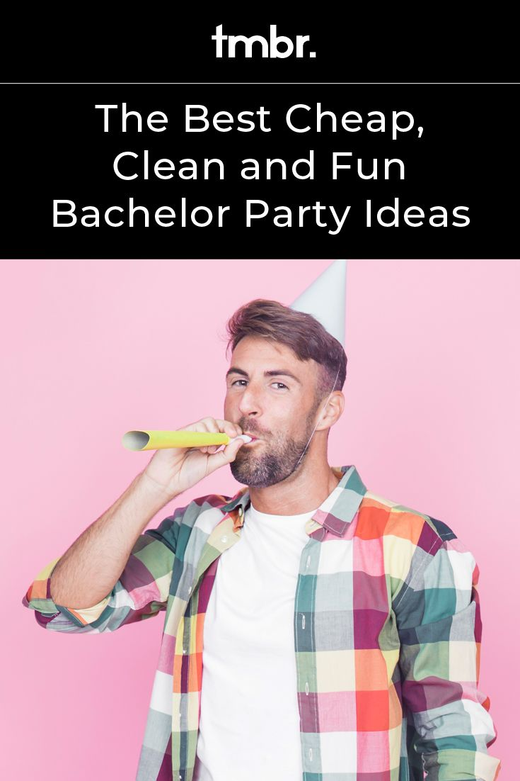 the best cheap, clean and fun bachelor party ideas | events