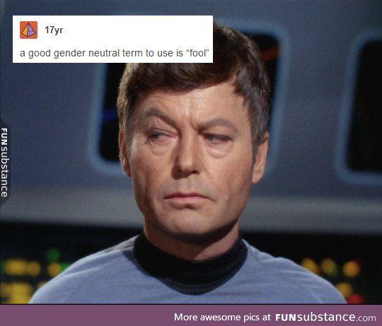 Star Trek text posts [15/?]
