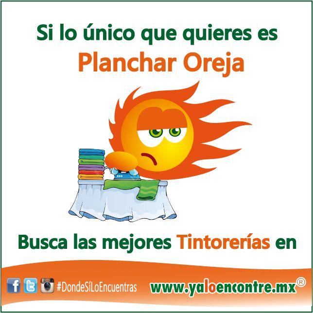 #Servicios #Tintorerías #México Entra a: www.yaloencontre.mx
