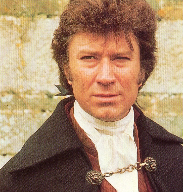 """""""Poldark"""" from 1975 shown on PBS - before Colin Firth's Mr. Darcy, there was Ross Poldark!!!"""