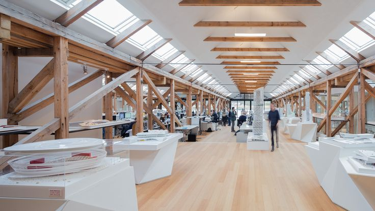 Gallery of Look Inside a Selection of Danish, Finnish, Norwegian and Swedish Architecture Offices, Photographed by Marc Goodwin - 20