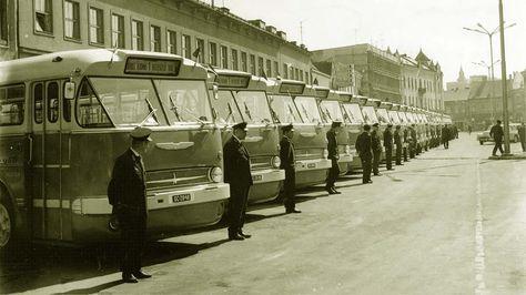 Ikarus 66-osok Debrecenben