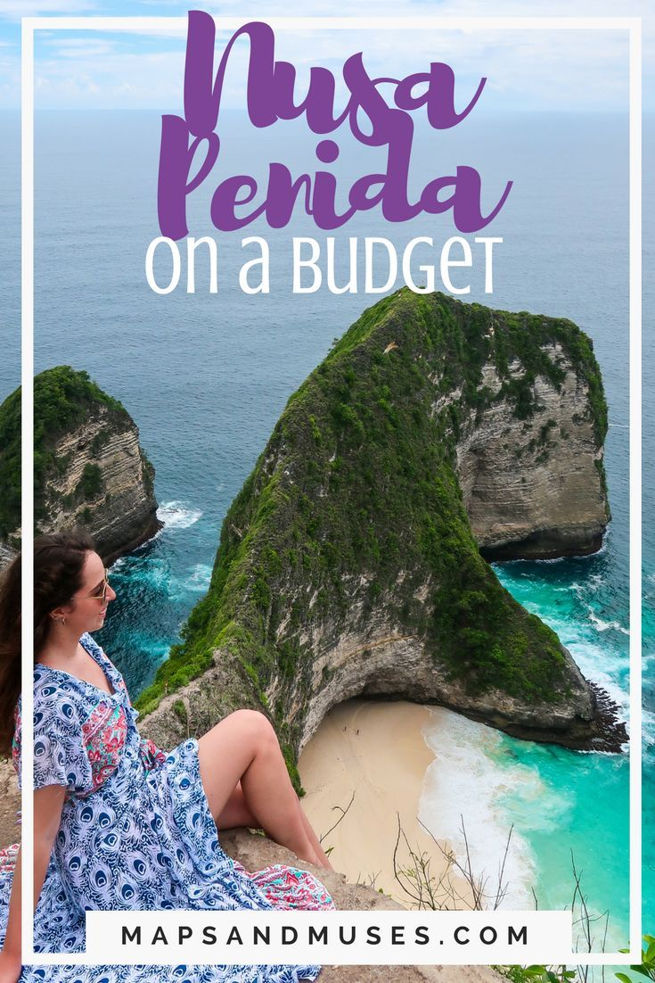 Heading to Bali and wanting to visit some of the surrounding islands? Check out how we were able to visit Nusa Pendia on a budget with a day trip: https://www.mapsandmuses.com/visit-nusa-penida-on-a-budget-day-trip/ Bali Travel   Nusa Penida   Nusa Penida Bali   Bali Indonesia   City Guide   Island Living   Island Travel   Asia Travel   South East Asia