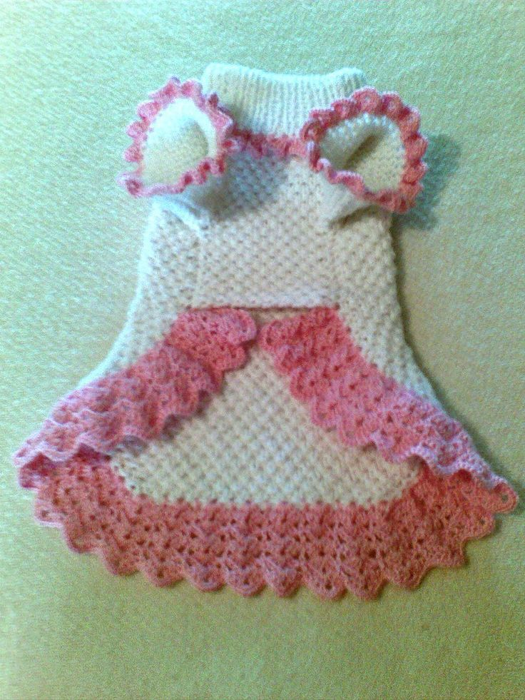 Crochet Pattern For Yorkie Sweater : 25+ best ideas about Crochet dog clothes on Pinterest ...