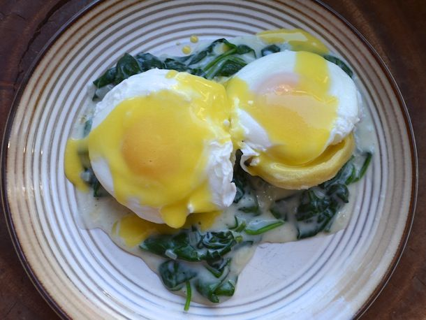 Sardou-Style Eggs Recipes — Dishmaps