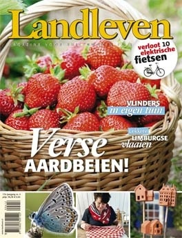 Hmmmm!  Landleven nummer 4 juni 2012 - Op de achterkant staat onze advertentie, haal 'm nu in de winkel!
