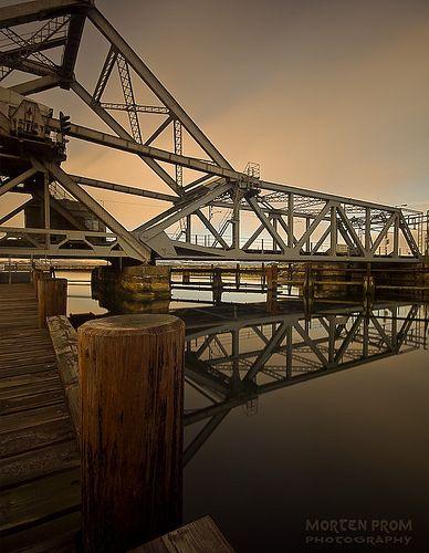 ˚ Skansen Bridge - Norway