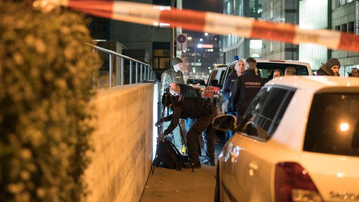 nice Islamic center shooting suspect dead