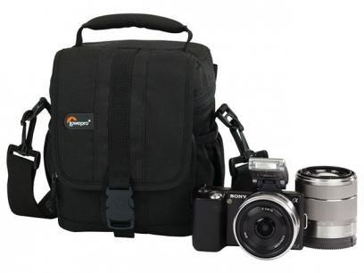 Bolsa para Câmera Profissional Lowepro - Adventura 120 com as melhores condições você encontra no Magazine Fariasevoce. Confira!