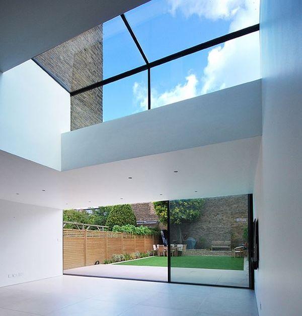 Box roof light
