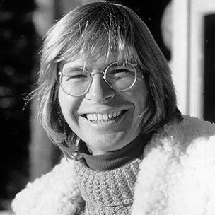 Thanks, Mom- I may have grown up in the 90's but I got my appreciation for John Denver from you.