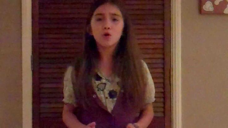 @Rowan Blanchard (Laufeyson) #hbpi sing's beautifully