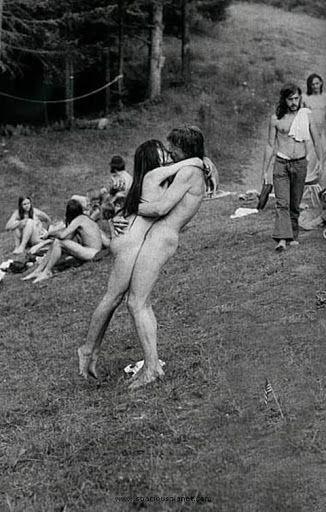 Woodstock 1969 ~ Free Generation