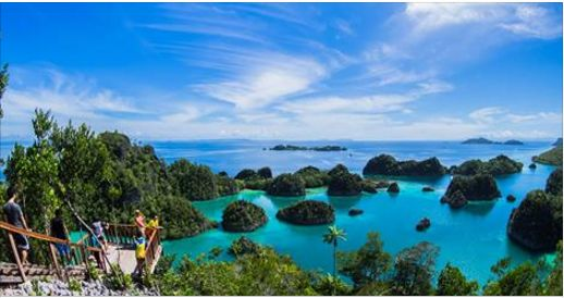 365 WONDERS OF THE WORLD: #13   Raja Ampat found off the coast of West New Guinea is a stunning archipelago consisting of over 1,500 small islands creating diverse underwater landscapes. The reefs are in pristine condition. See it for yourself: http://www.travelstart.co.za/lp/conakry/flights