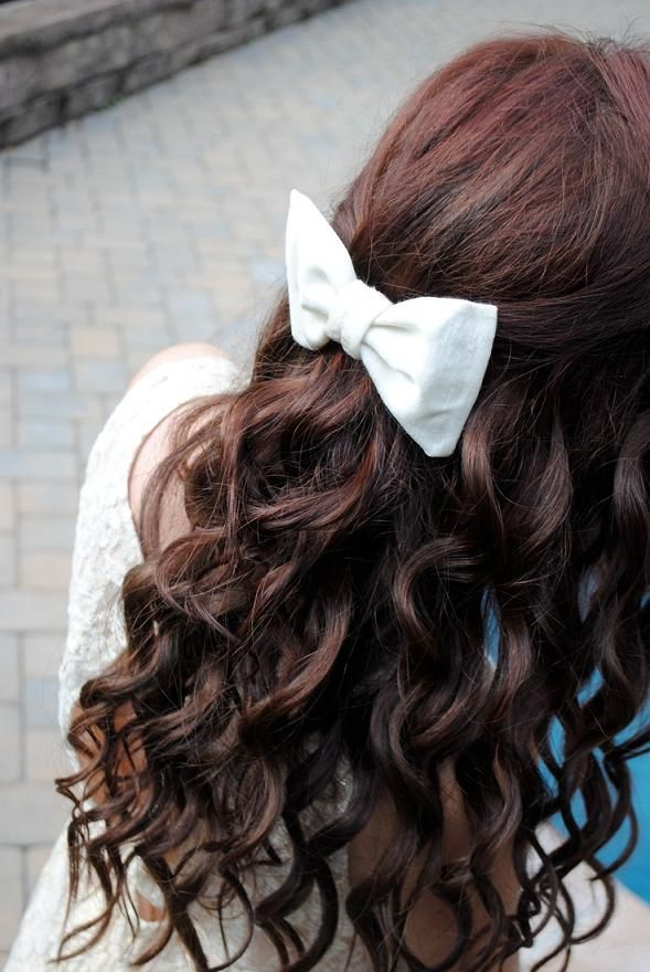 styles of hair bows best 25 hair bow hairstyles ideas only on bow 5720 | 4738c30faa9600863274fdbdcef9f877 hair bow hairstyles brunette hairstyles