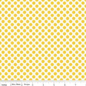 Lori Whitlock - Hello Sunshine - Dot in Yellow