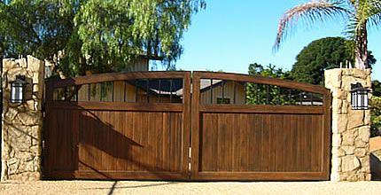 Gates, automatic gates, electric gates & timber driveway gates