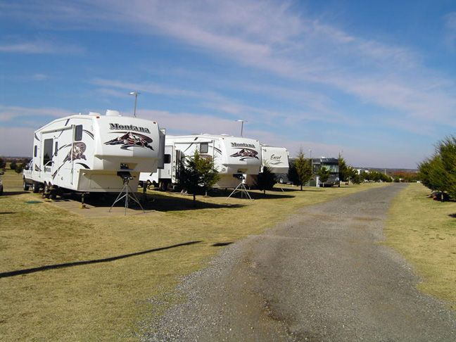Cedar Valley RV Park Guthrie OK Passport America Campgrounds