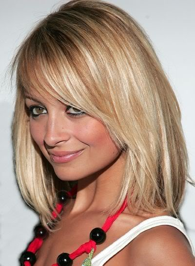 Would love to, one day, go this blonde. Right now, my budget doesn't allow for maintenance it would require.