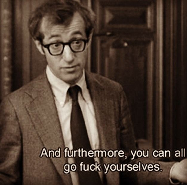 woody allen quotes | Tumblr