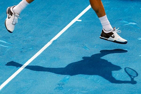 Milos Raonic #tennis #madrid