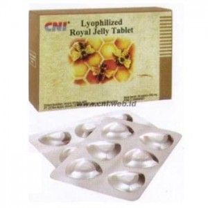 SMS Center: 0812875238 Tingkatkan Kesuburan dengan CNI Lyophilized Royal Jelly http://www.jual-vitamin.com/lyophilized-royal-jelly/