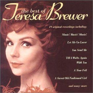 theresa brewer album cover | Best of Teresa Brewer
