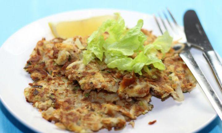 Crispy tuna potato cakes - Kidspot