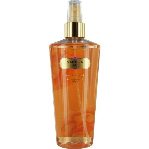 Victoria's Secret - Fragrance Mist Vanilla Lace Victoria's Secret http://www.amazon.fr/dp/B00CWTYFVW/ref=cm_sw_r_pi_dp_BZrlub0NS69DE