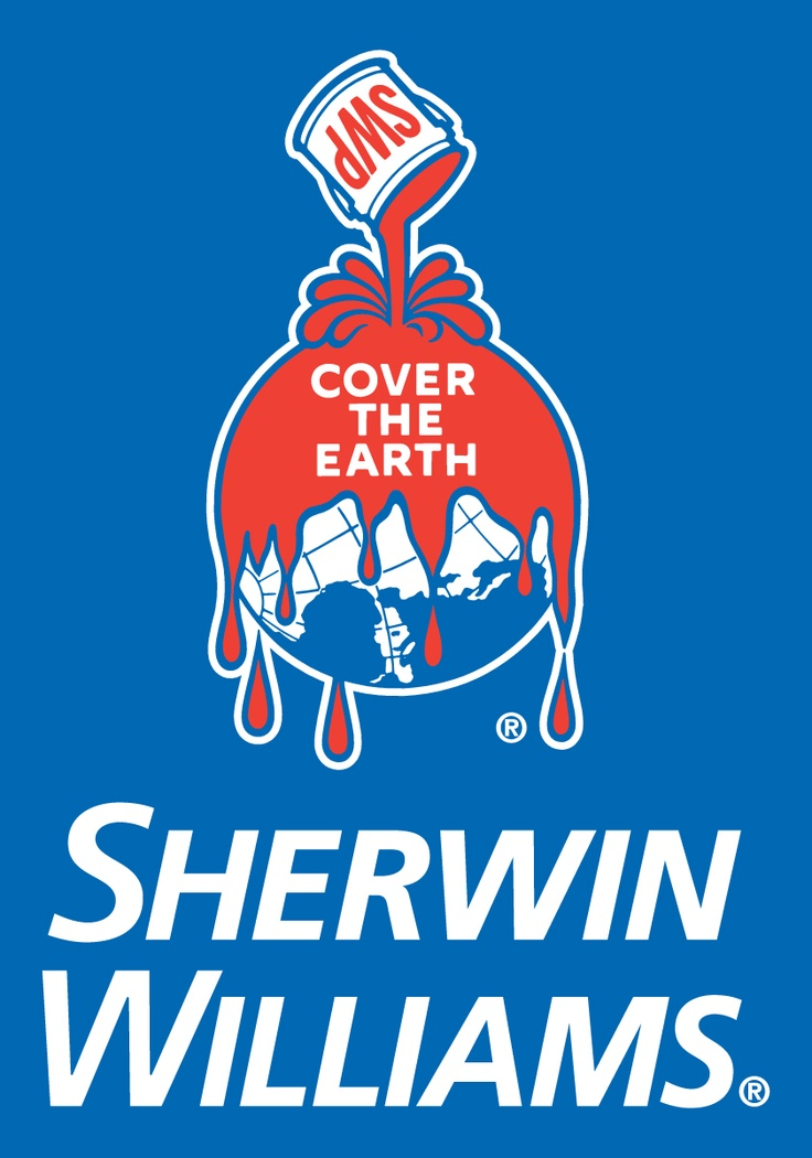 Sherwin williams cover the earth logo logos for Sherwin and williams paint