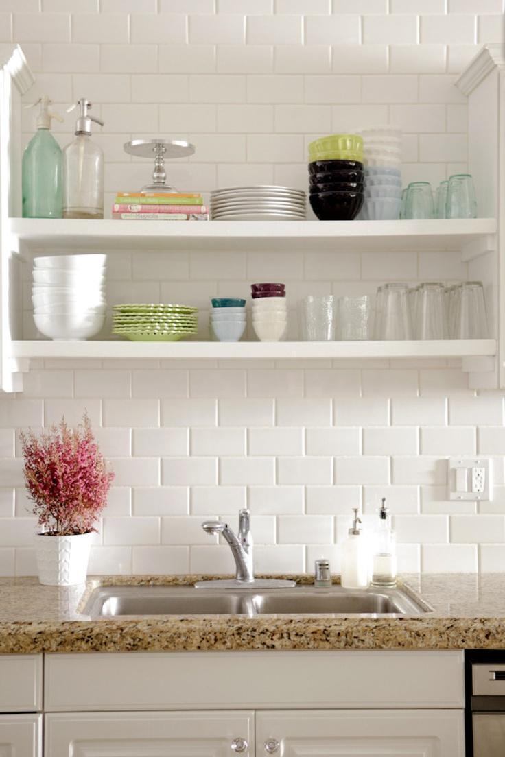 77 besten Kitchens Bilder auf Pinterest   Küchenweiß, Wohnideen und ...