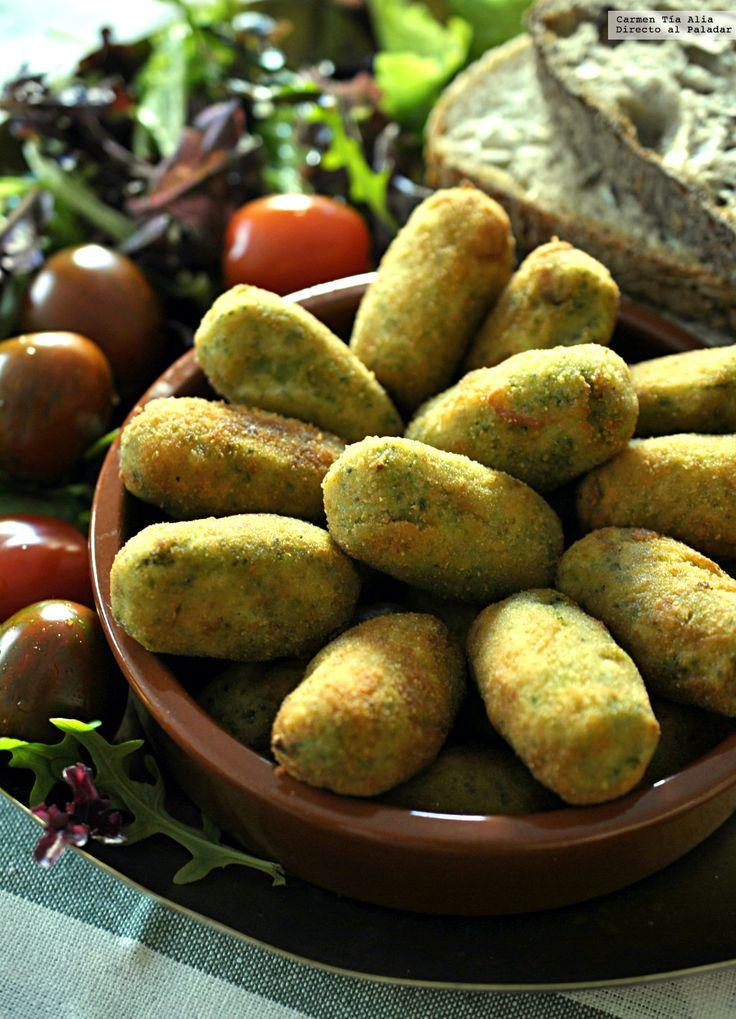 Te explicamos paso a paso, de manera sencilla, cómo elaborar la receta de croquetas de brócoli. Tiempo de elaboración, ingredientes,