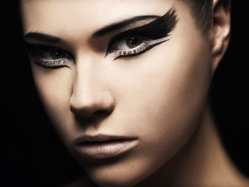 Black Swan Fashion Pinterest