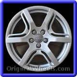 Audi Q5 2012 Wheels & Rims Hollander #58888 #Audi #Q5 #AudiQ5 #2012 #Wheels #Rims #Stock #Factory #Original #OEM #OE #Steel #Alloy #Used