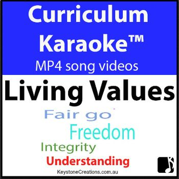 This song is a whole school (K-12), anthem-style song that highlights nine core values: *Care & Compassion *Doing Your Best *Responsibility *Freedom *Integrity *Respect *Fairness *Honesty & Trustworthiness *Understanding, Tolerance & Inclusion (The Government's Nine Values for