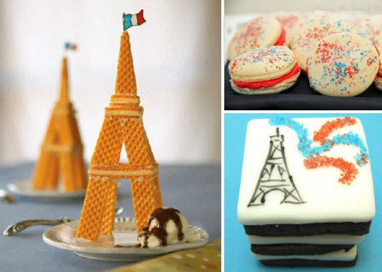 bastille day cake recipes
