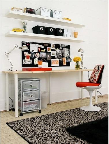 diseño de escritorio