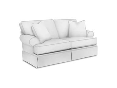 Exceptional Shop For Broyhill Emily Loveseat, And Other Living Room Two Cushion  Loveseats At Custom Home Furniture Galleries In Wilmington, NC. All  Upholstery Pieces ...